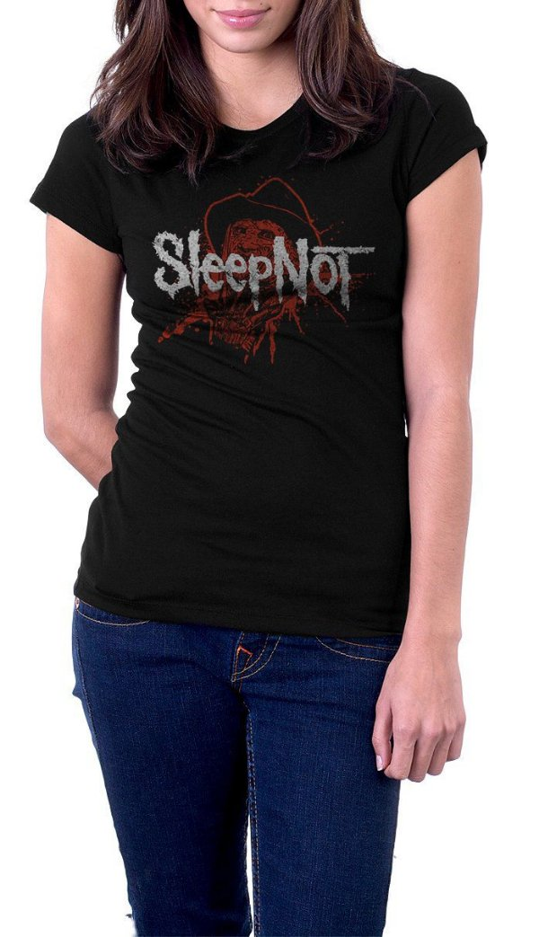 Camiseta Feminina Sleep Not