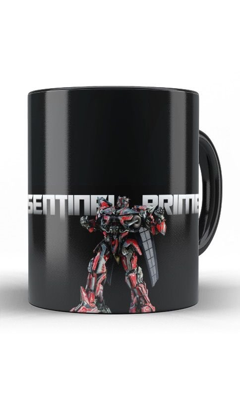 Caneca Sentinel Prime