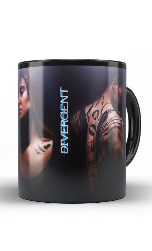 Caneca Divergent