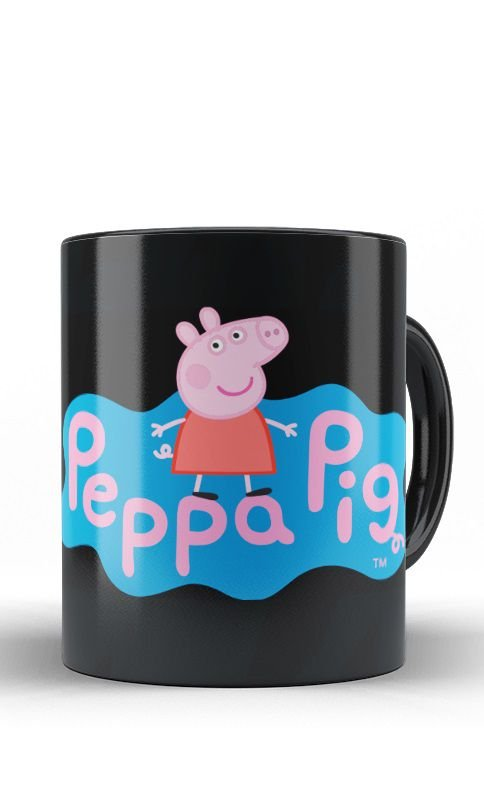 Caneca Peppa Pig