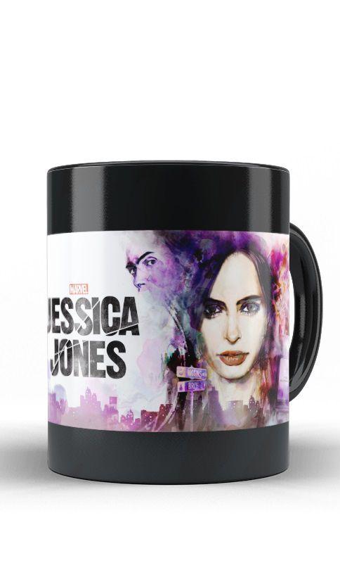 Caneca Jessica Jones
