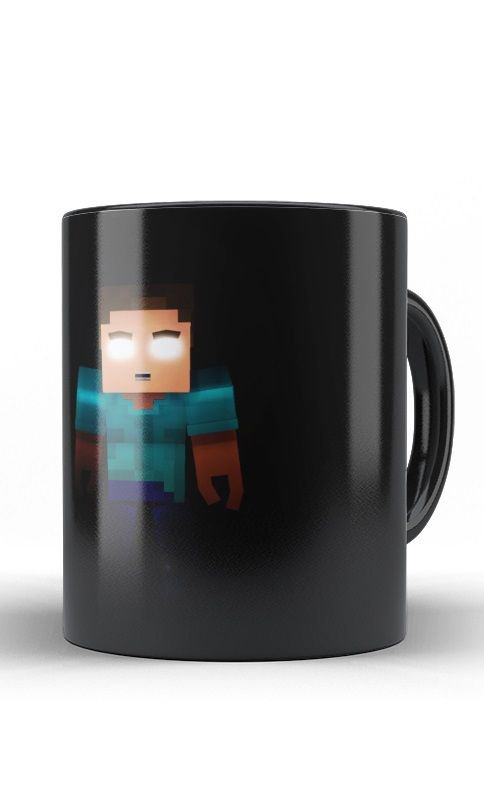 Caneca Minecraft - Nerd e Geek - Presentes Criativos