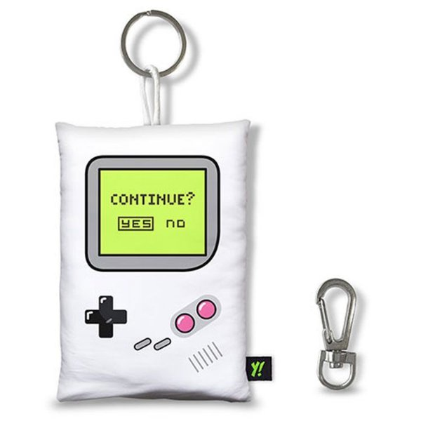 Chaveiro Gamer Game Boy  Presentes Criativos