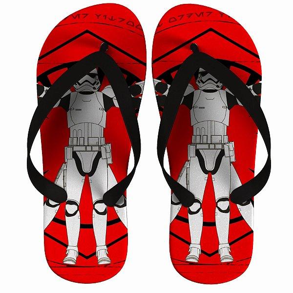 Chinelo Stormtrooper Star Wars