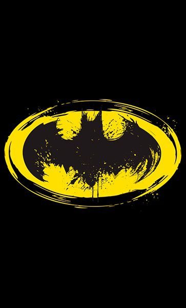 Camiseta Batman Simbolo
