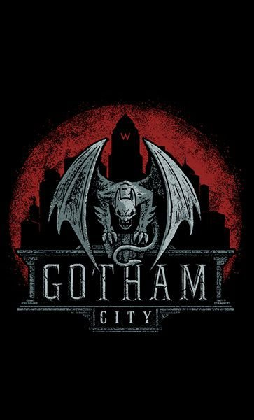 Camiseta Gotham City