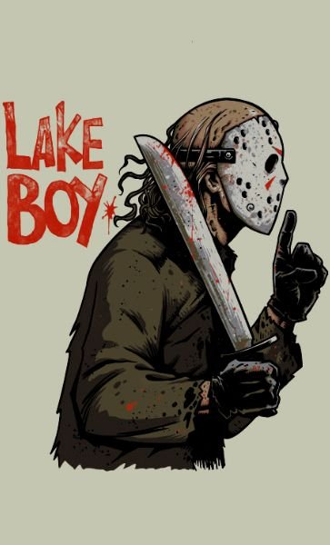 Camiseta Jason Lake Boy