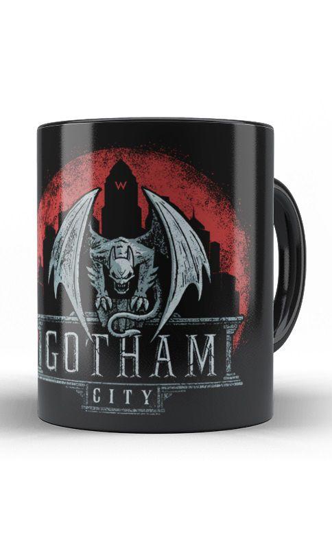 Caneca Gotham City