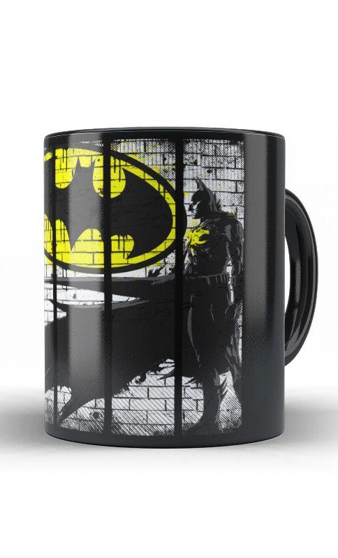 Caneca Batman Comics