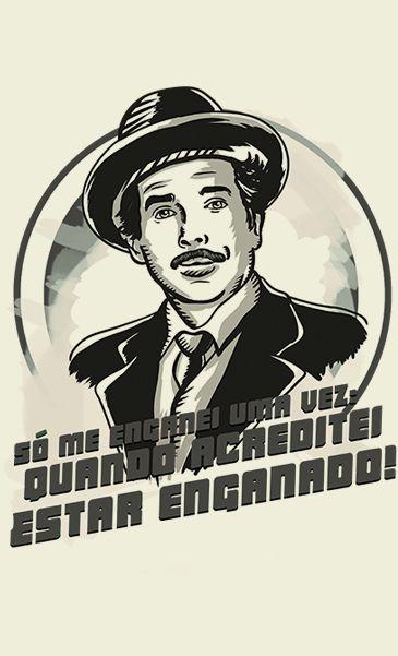 Camiseta Professor Girafales - Chaves