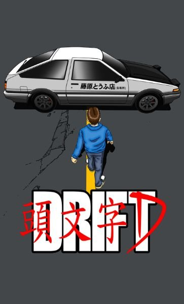 Camiseta Drift