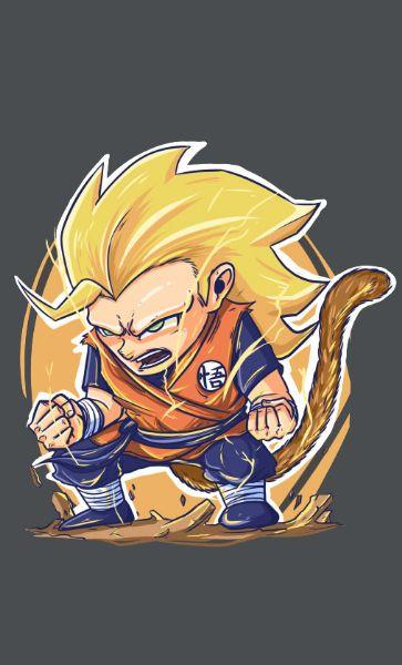 Camiseta  Dragon Ball Chibi