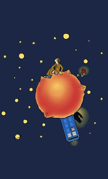 Camiseta  Doctor Who Space