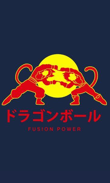 Camiseta Dragon Ball Fusiom Power