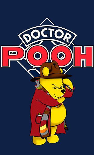 Camiseta Doctor Pooh