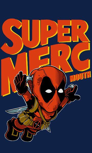 Camiseta Super Merc