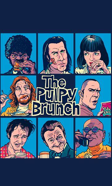 Camiseta The Pulpy Brunck
