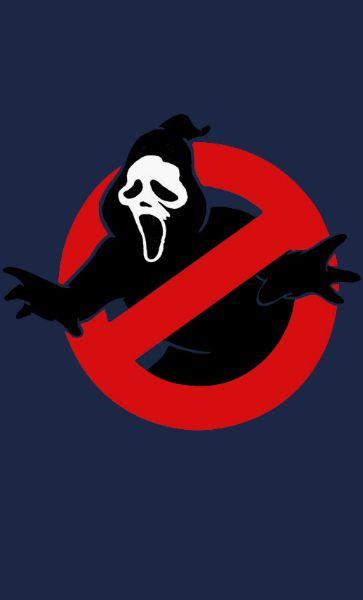 Camiseta  Ghostbusters Scream