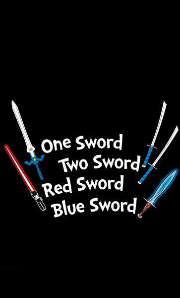 Camiseta Star Wars - One Sword