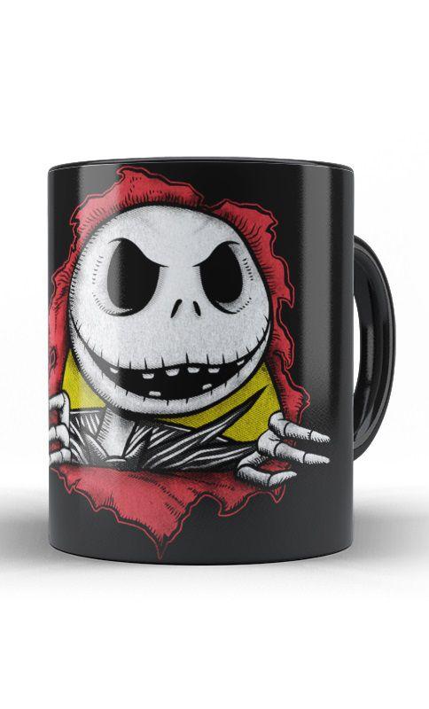 Caneca Skullington - Skull