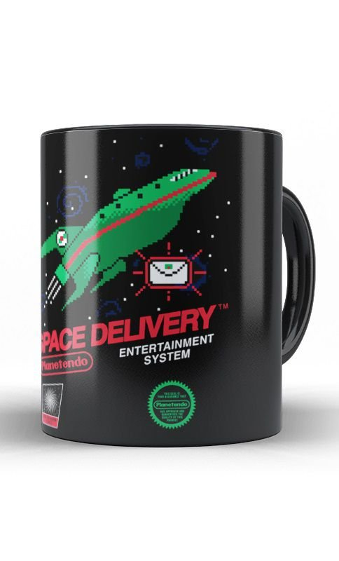 Caneca Star Wars - Space Delivery