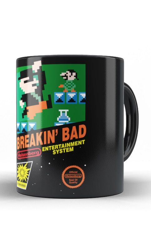 Caneca Breaking Bad - Heisenberg