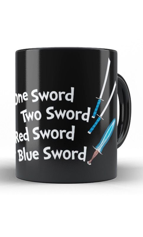 Caneca Star Wars - One Sword