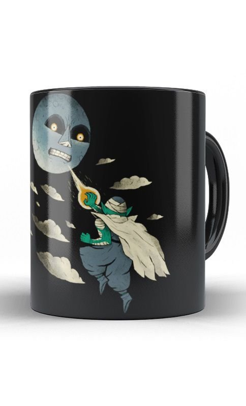 Caneca Anime Dragon Ball Z - Dendê - Nerd e Geek - Presentes Criativos