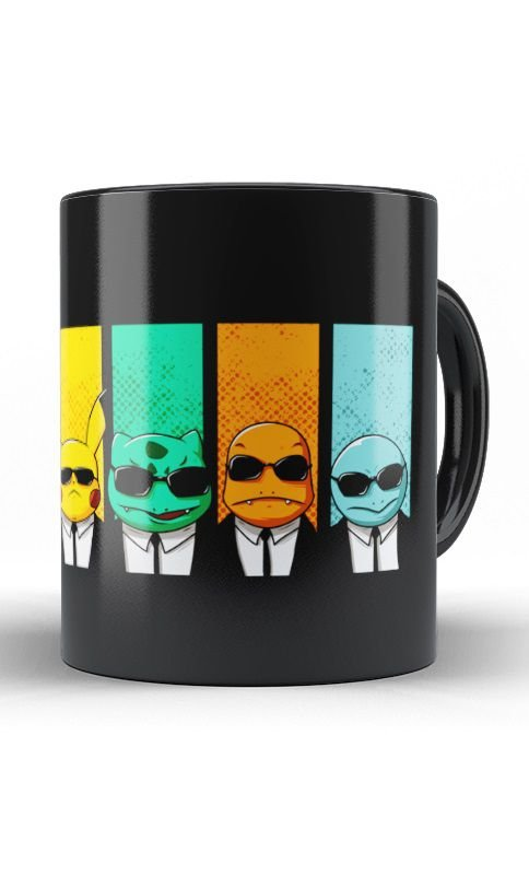 Caneca Anime Pokemon - Nerd e Geek - Presentes Criativos