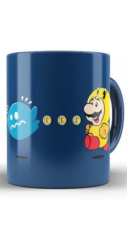 Caneca  Super Mario Power Pellet Power
