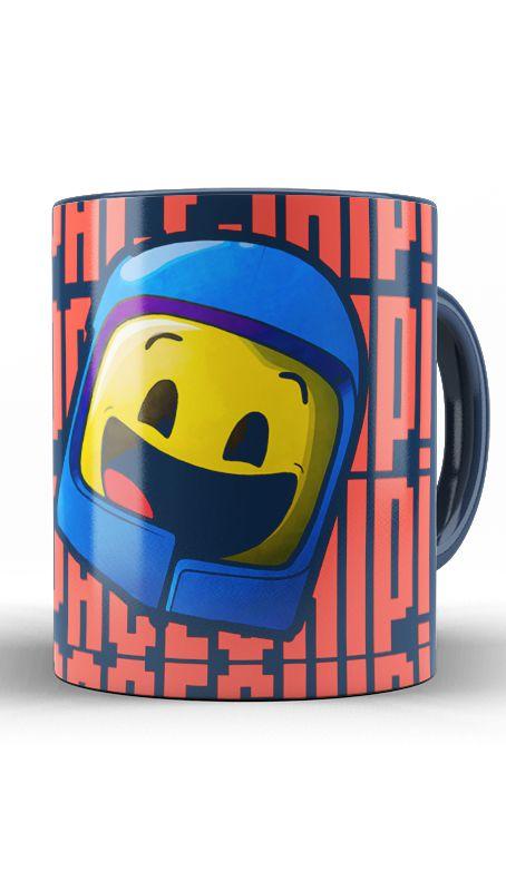 Caneca LEGO Space Ship!