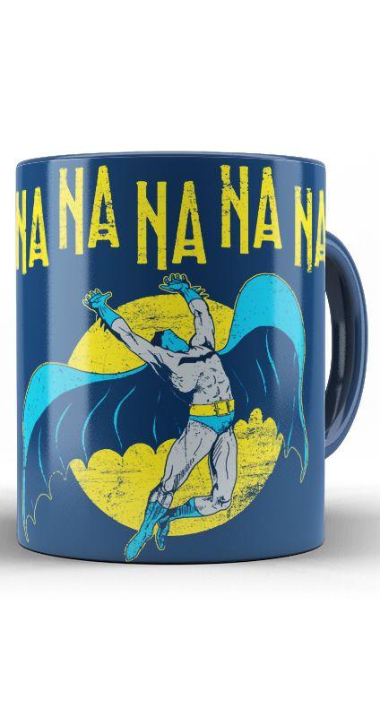 Caneca Batman Na na na
