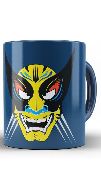 Caneca  Wolverine Kabuki