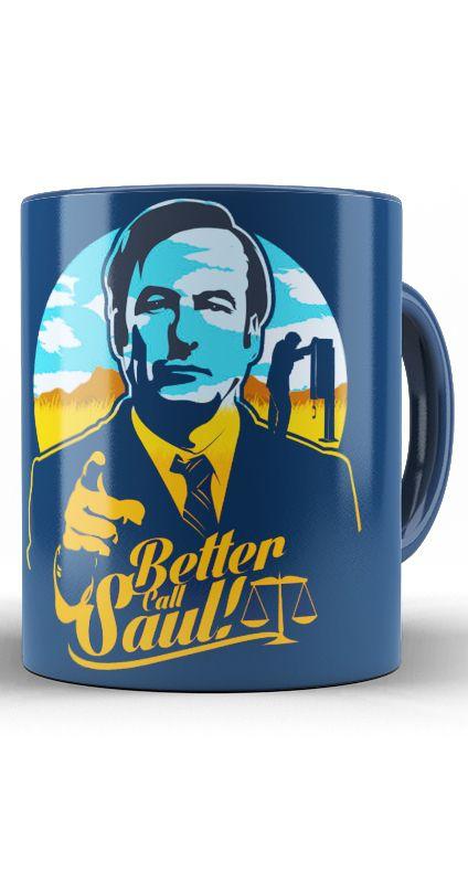 Caneca Better Call Saul