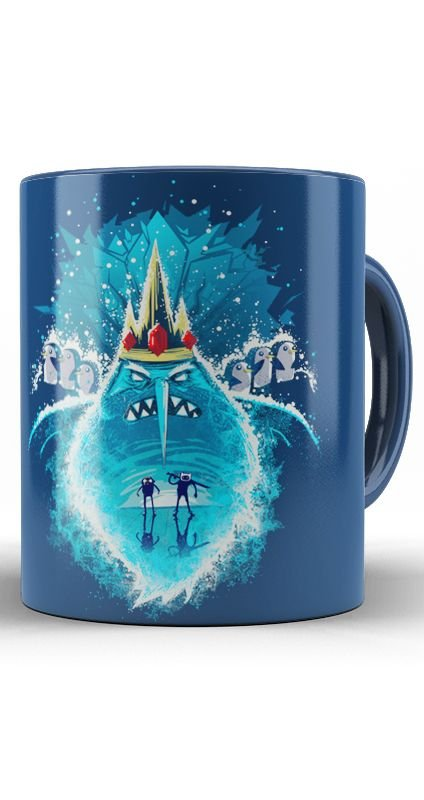 Caneca Ice Monster