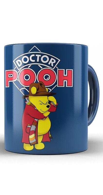 Caneca Doctor Pooh