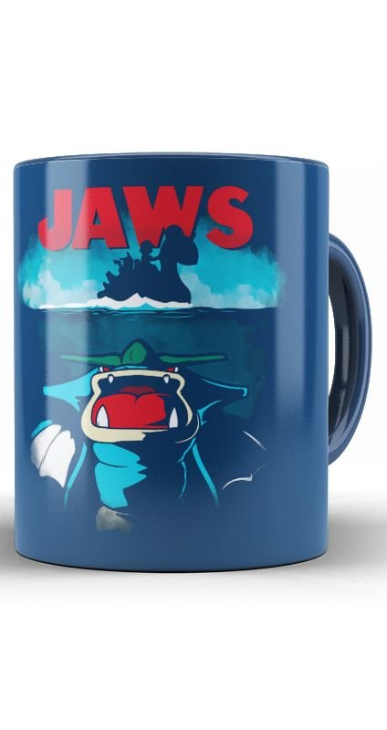 Caneca Jaws