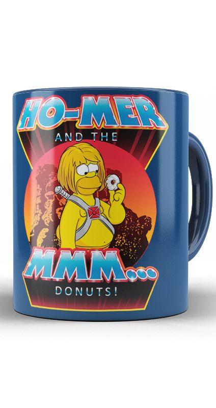 Caneca Simpsons Ho-Mer