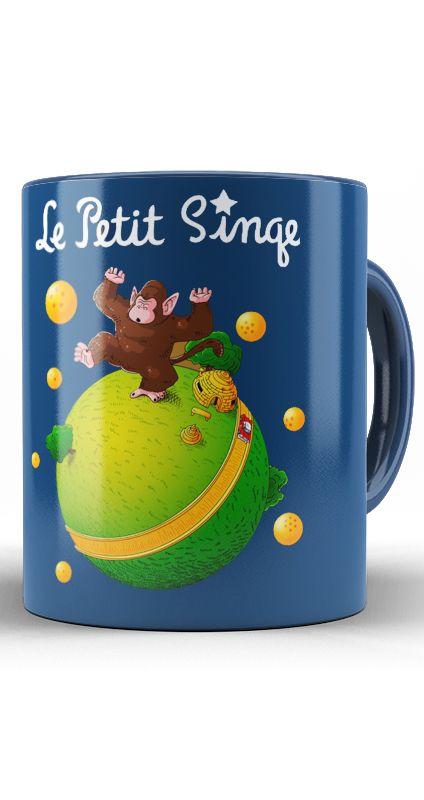 Caneca Le Petit Singe Monk