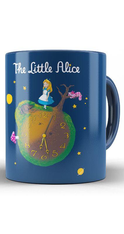 Caneca The Little Alice