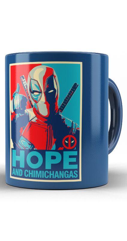 Caneca  Deadpool Hope