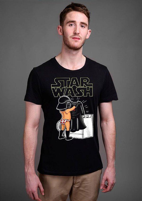 Camiseta Star Wash