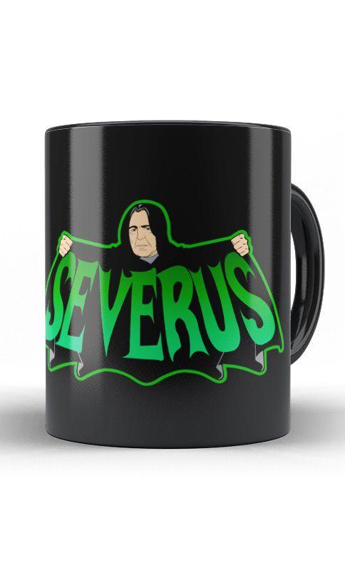 Caneca Harry Potter - Severus