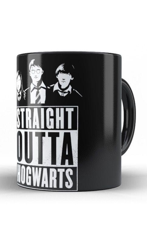 Caneca Harry Potter - Hogwarts