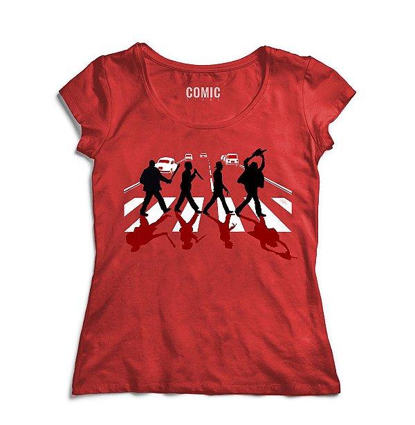 Camiseta Feminina Killers - Nerd e Geek - Presentes Criativos