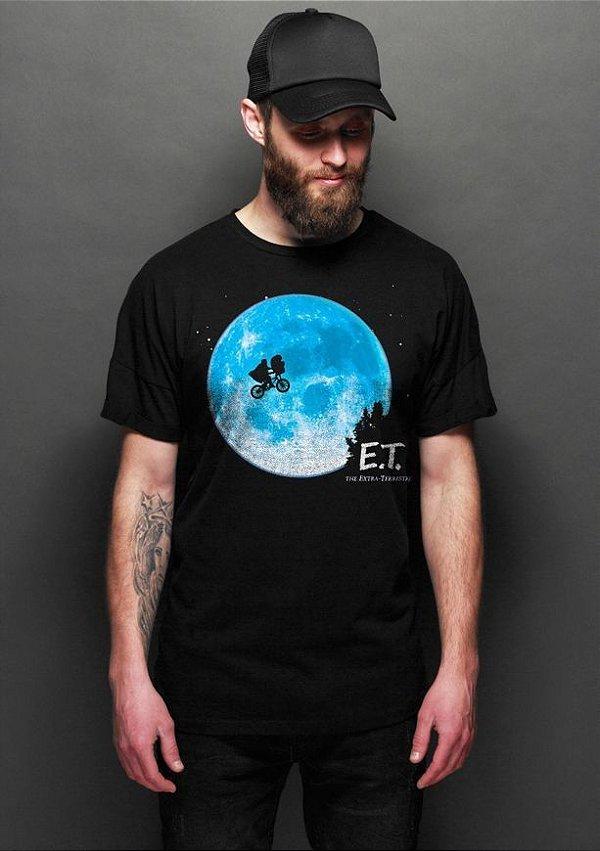 8e7c14fe95 Camiseta Masculina E.T. - Nerd e Geek - Presentes Criativos - Loja ...