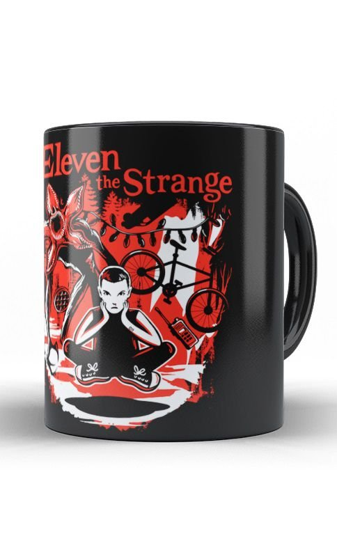 Caneca Stranger Things - Serie