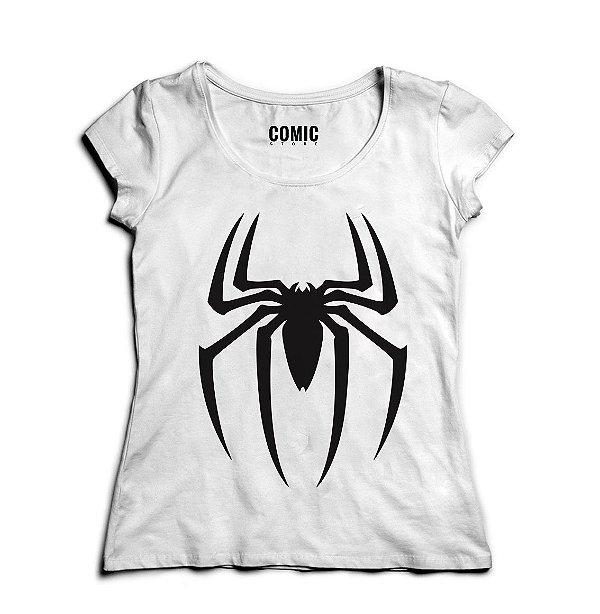 Camiseta Feminina Spider Man
