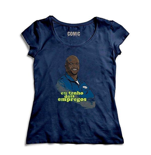Camiseta Feminina Julius