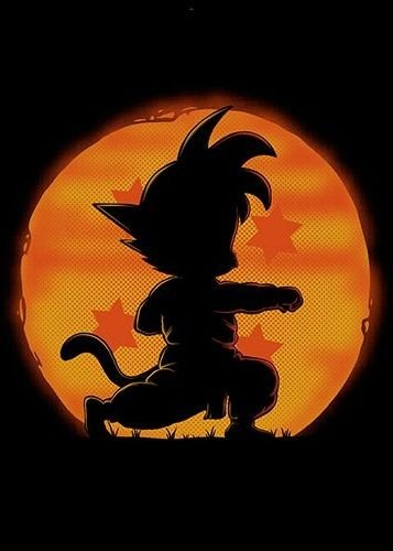 Camiseta Dragon Bal Goku